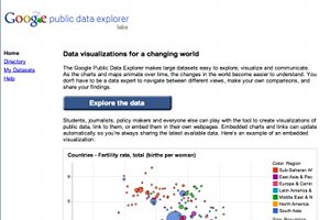 Open Data Tools - Visualization